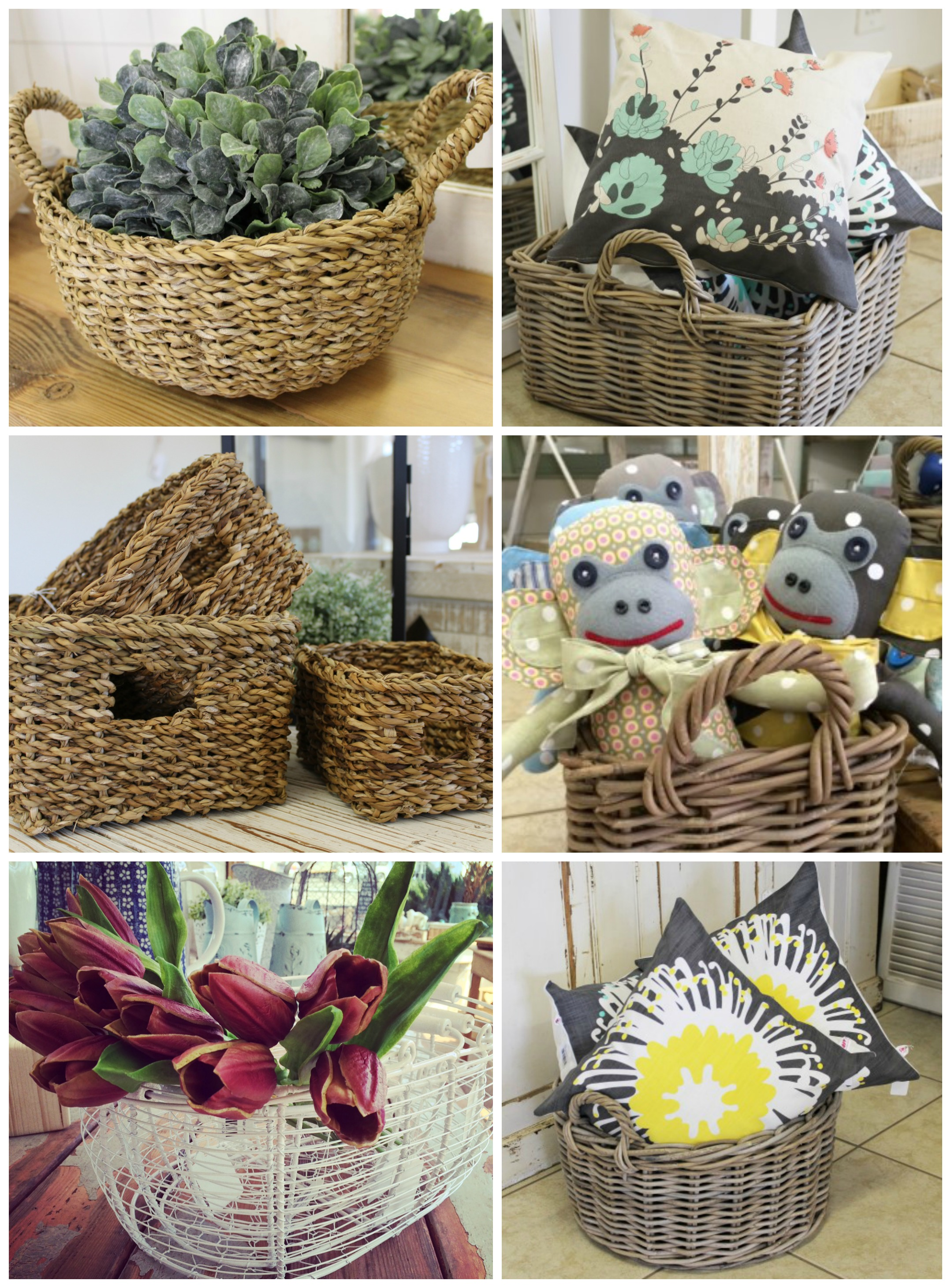 Blog Baskets