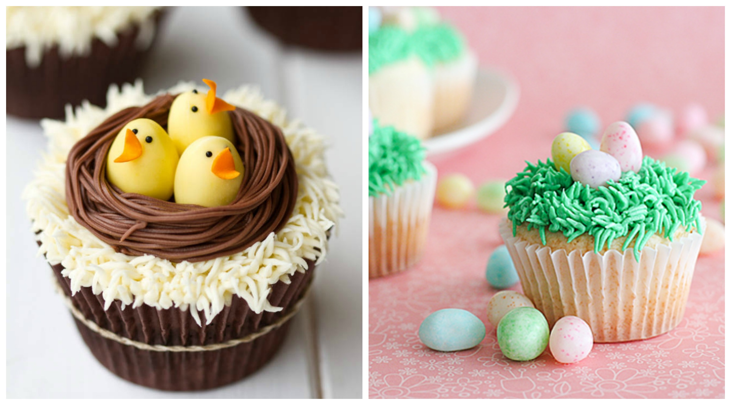 Easter Cup cakes 2
