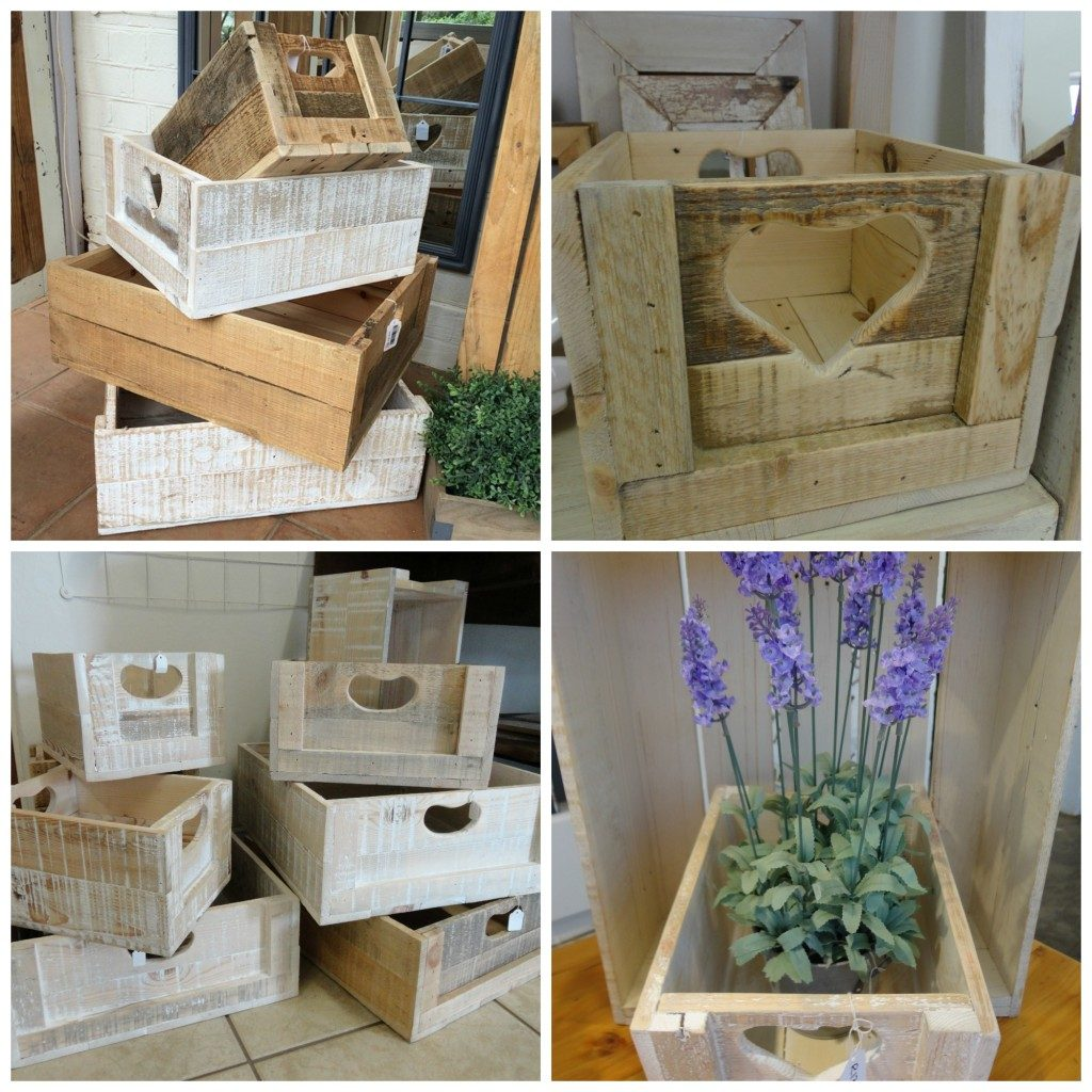 Crate collage