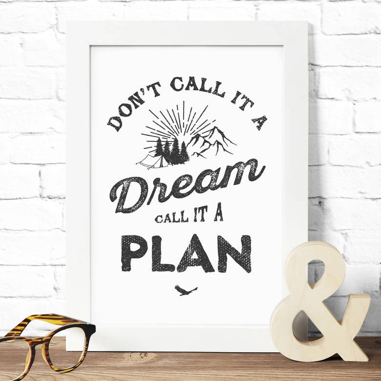 original_don-t-call-it-a-dream-monochrome-print